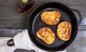Cast Iron French Toast