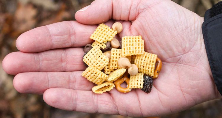 Hiking Chex Mix