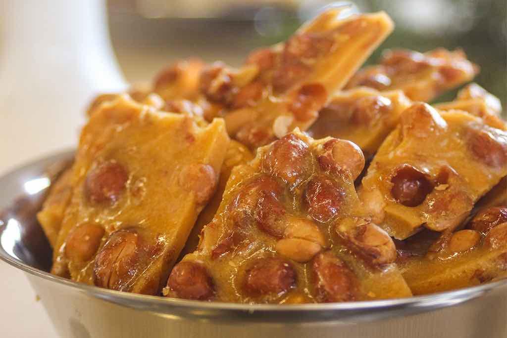 Best Ever Peanut Brittle