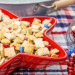 star spangled chex mix